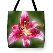 A Lilly For You Tote Bag