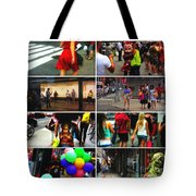 A New York Minute Tote Bag