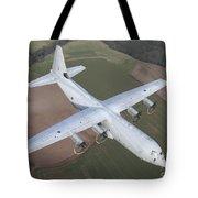 A Royal Air Force C130j Hercules  Tote Bag