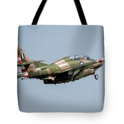 A T-2e Buckeye Trainer Aircraft Tote Bag