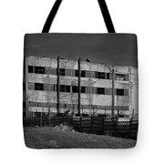 Abandoned Factory At Vadu Tote Bag by Gabriela Insuratelu