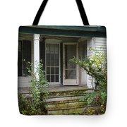 Abandoned House Tote Bag