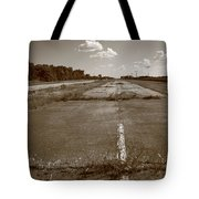 Abandoned Route 66 Tote Bag