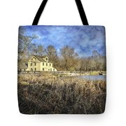 Abbott's Mill Tote Bag