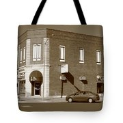 Abilene Kansas - 2nd And Broadway Tote Bag