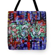Above All Names Tote Bag