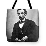 Abraham Lincoln(1809-1865) Tote Bag