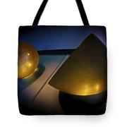 Abstract 3d Shapes  Tote Bag
