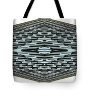 Abstract Buildings 2 Tote Bag