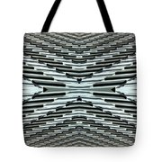 Abstract Buildings 5 Tote Bag