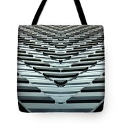 Abstract Buildings 7 Tote Bag