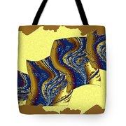 Abstract Fusion 177 Tote Bag