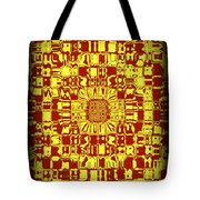 Abstract Series 10 Tote Bag