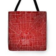 Adelaide Street Map - Adelaide Australia Road Map Art On Colored Tote Bag