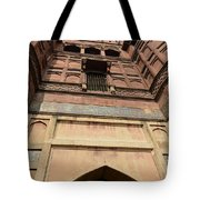 Agra Fort In India Tote Bag