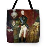 Alexander I (1777-1825) Tote Bag