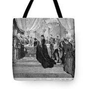 Alexander IIi (1845-1894) Tote Bag