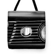 Alfa-romeo Grille Emblem Tote Bag