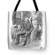 Alfred Dreyfus (1859-1935) Tote Bag