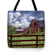 All American Tote Bag by Debra and Dave Vanderlaan