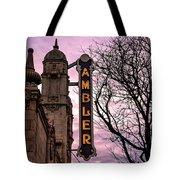 Ambler Theater Tote Bag