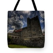 American Castle Tote Bag