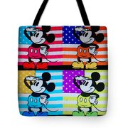 American Mickey Tote Bag