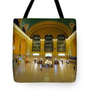 2 A.m.grand Central Station  Tote Bag