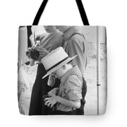 Amish Auction Day Tote Bag
