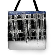 An Icy Challenger Tote Bag