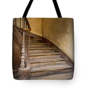 Ancient Staircase Tote Bag
