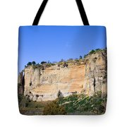 Andalusia Landscape In Spain Tote Bag
