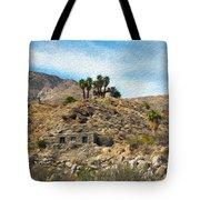 Andreas Canyon Dreams Tote Bag