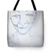 Angel Madiba - Nelson Mandela Tote Bag