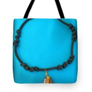 Aphrodite Melainis Necklace Tote Bag by Augusta Stylianou