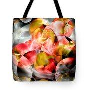 Apple Bowl Tote Bag