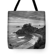 Approaching Storm Tote Bag by Andrew Soundarajan