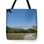 Aqueduct Roquefavour Tote Bag