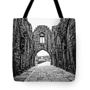 Arbroath Abbey Tote Bag