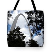 Arch To The Sky Tote Bag