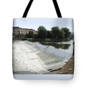 Arno River 2 Tote Bag
