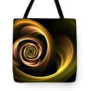 Art Dance Tote Bag