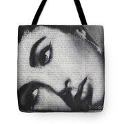 Art In The News 15-elizabeth Tote Bag
