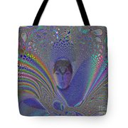 Asian Flight Of Vision Tote Bag