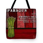 Asparagus Farm Tote Bag