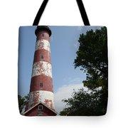Assateague Lighthouse Tote Bag