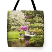 Asticou Azelea Garden - Northeast Harbor - Mount Desert Island - Maine Tote Bag