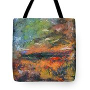 At Dawn Tote Bag