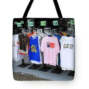 Atlantic City New Jersey - Boardwalk Tote Bag