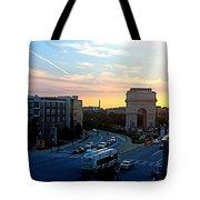 Atlantic Station Sunset Vista  Tote Bag